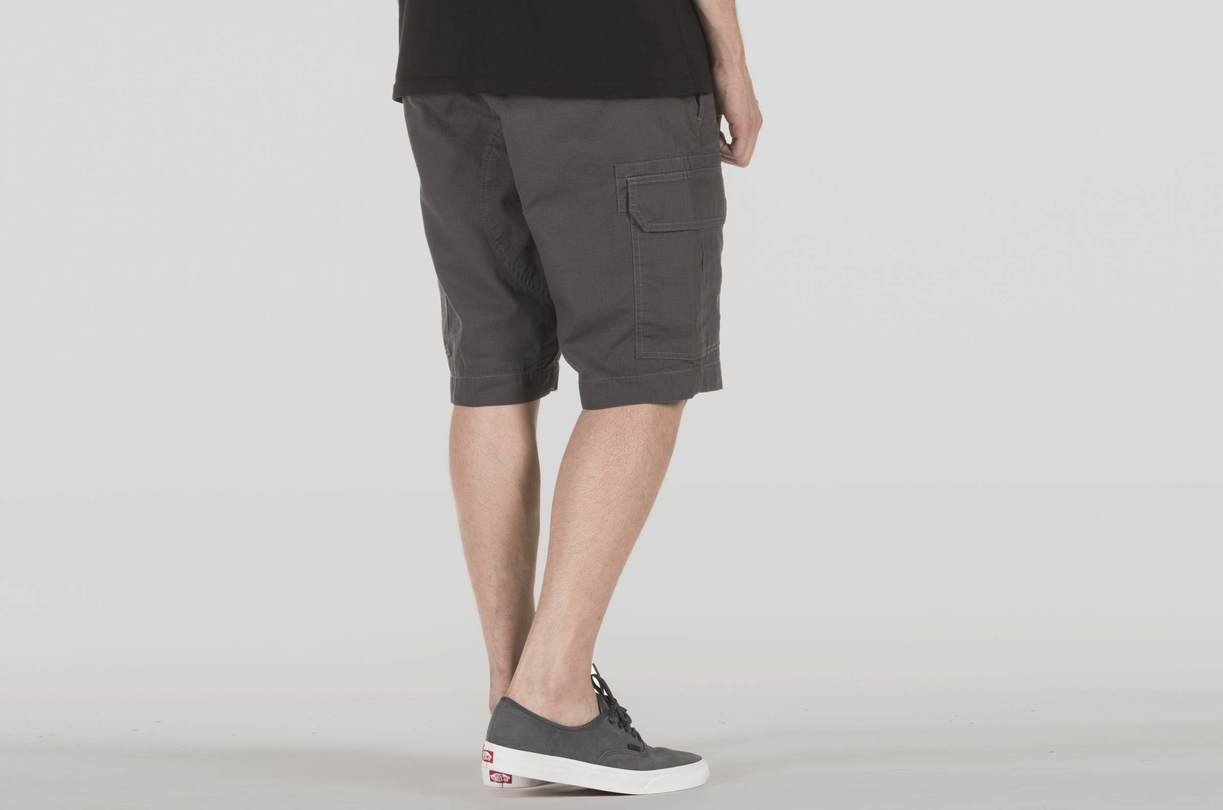 DICKIES NEW YORK SHORT 01-220065-CHARCOAL GREY Ανθρακί