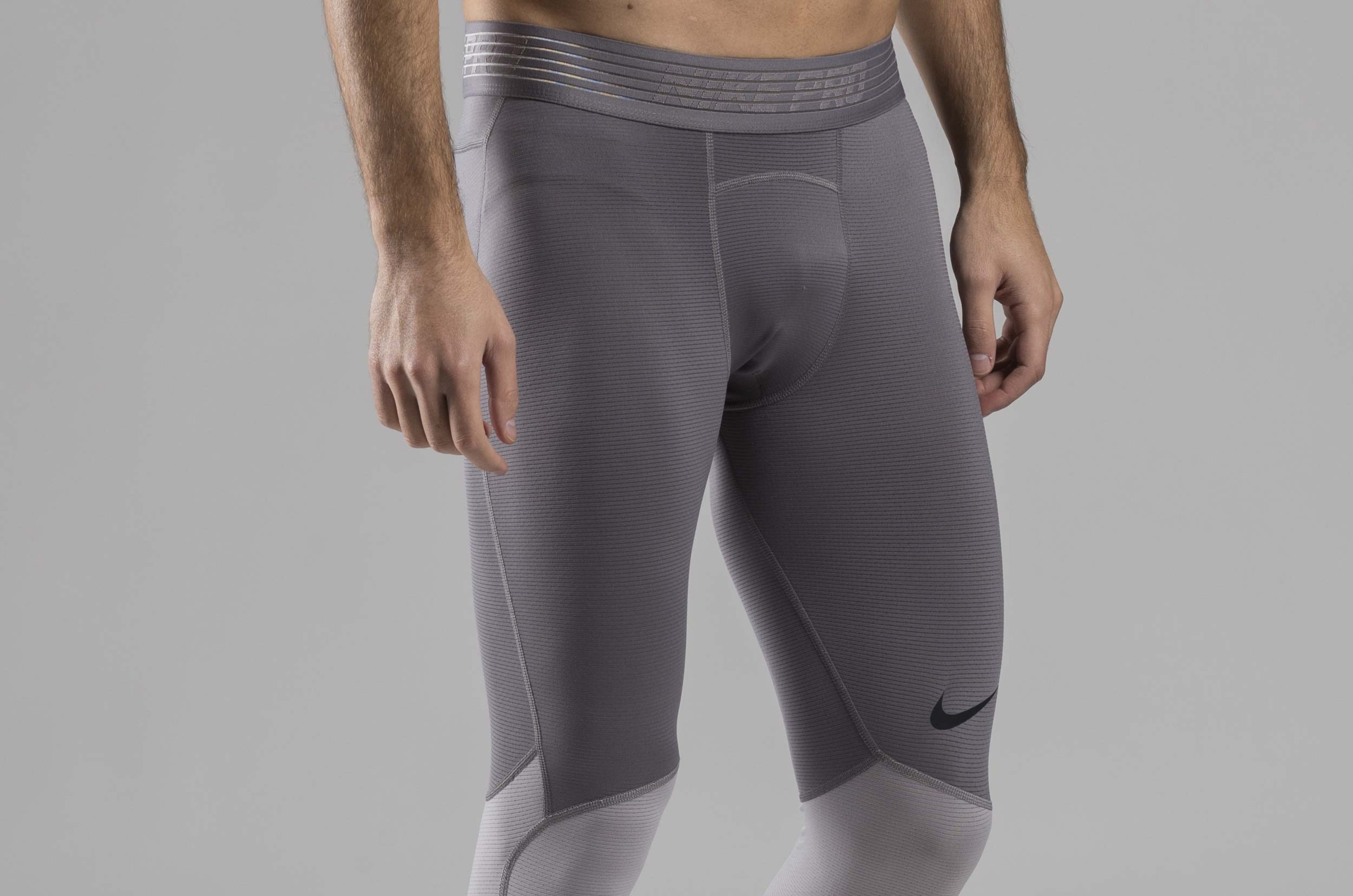NIKE PRO HYPERCOOL TIGHTS 888297-061 Ανθρακί