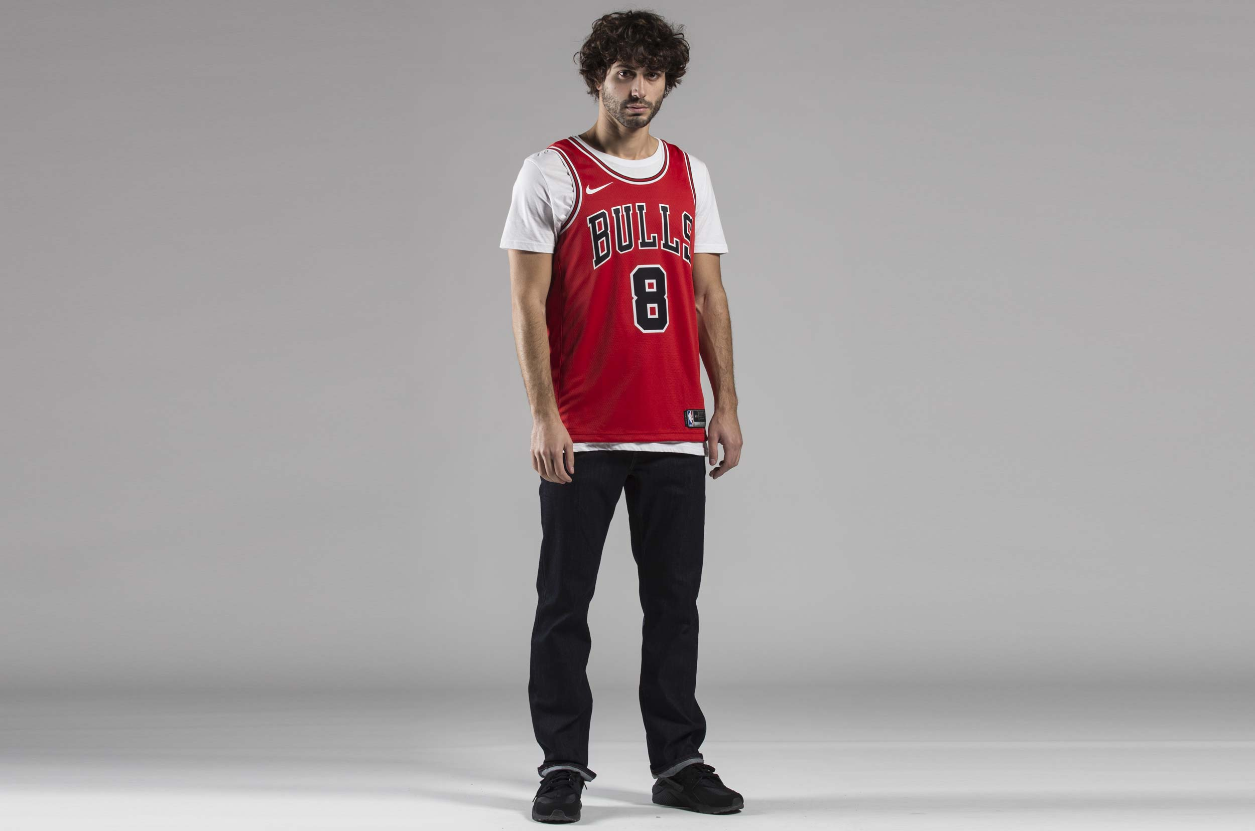 NIKE ICON EDITION SWINGMAN CHICAGO BULLS 864465-666 Κόκκινο