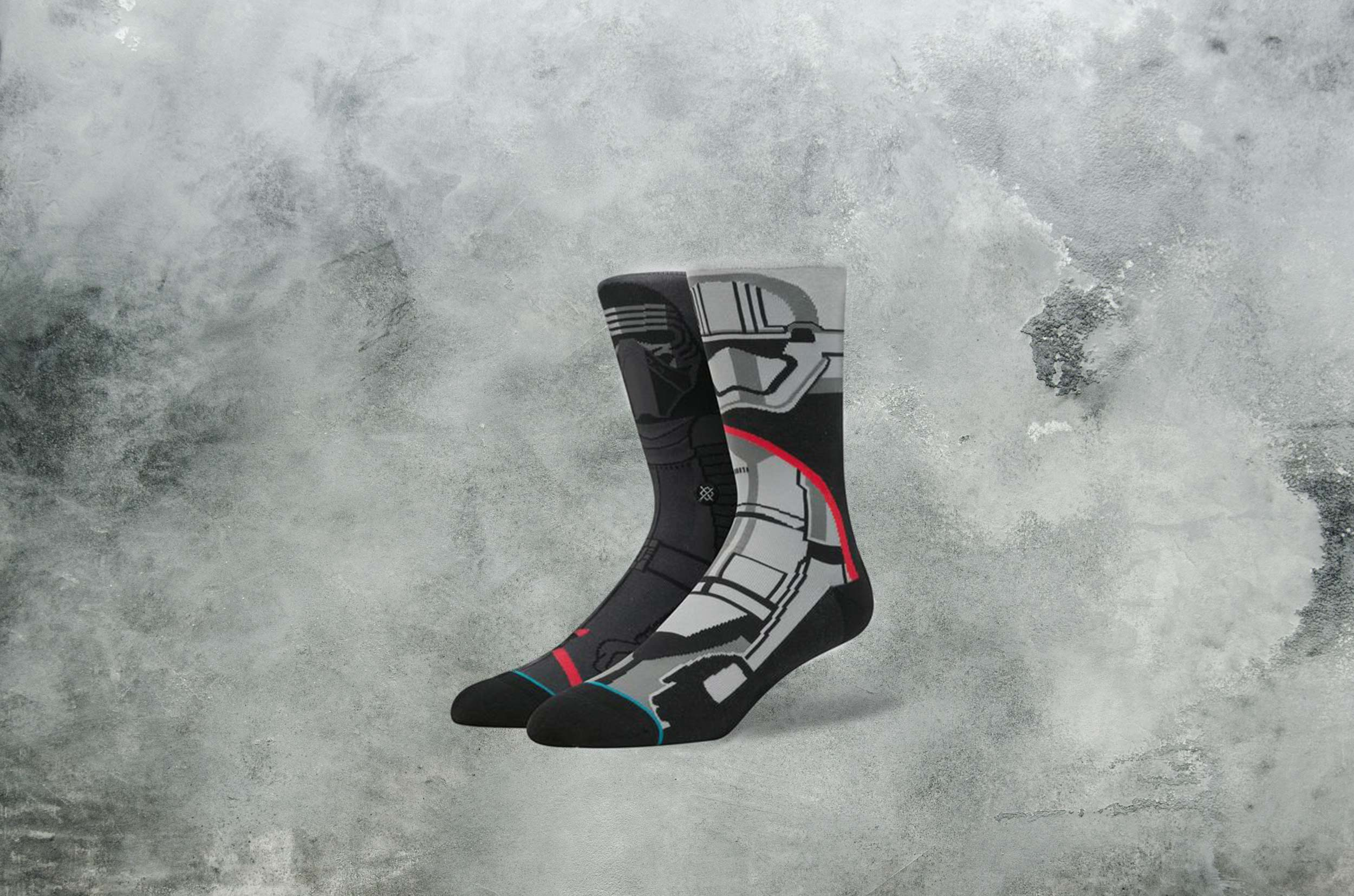 STANCE FIRST ORDER 62416ST008 Ανθρακί
