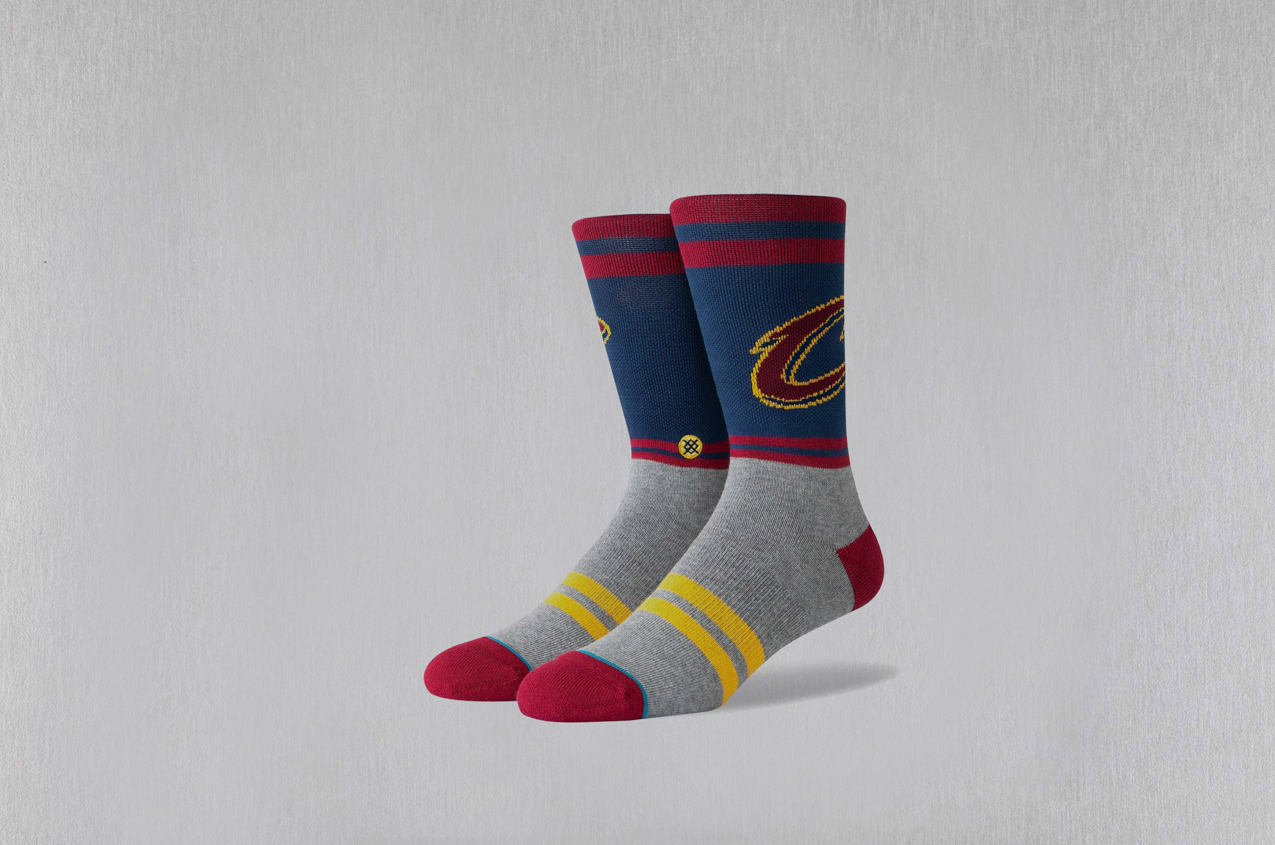 STANCE CITY GYM CAVS 62518NB031 M558C18CLV-NVY Πολύχρωμο
