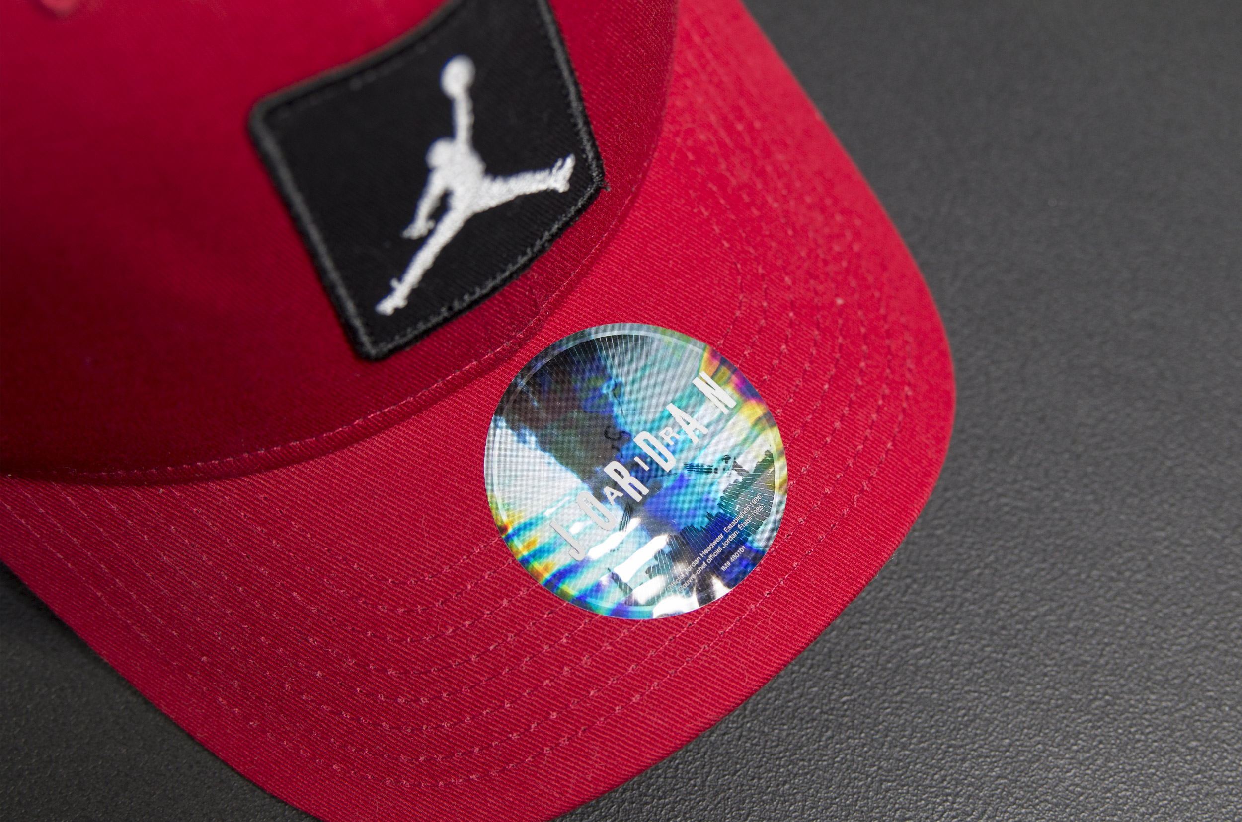 JUMPMAN CLC99 TRUCKER AQ9882-687 Κόκκινο